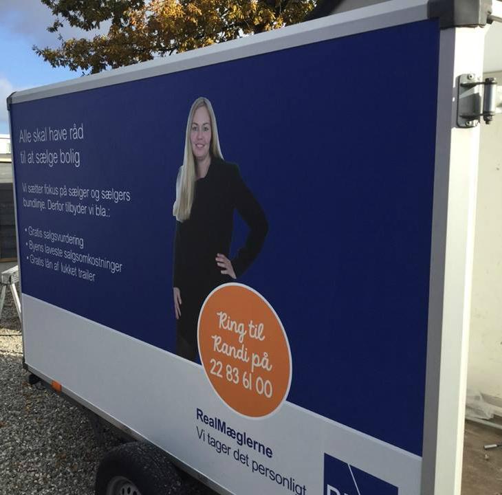 Ungdommelige Lån en gratis trailer i Aabenraa   Realmaeglerne.dk YZ58
